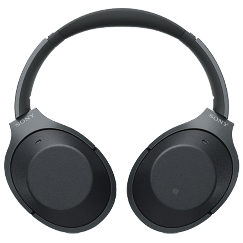 Over Ear Wireless Headphones Black