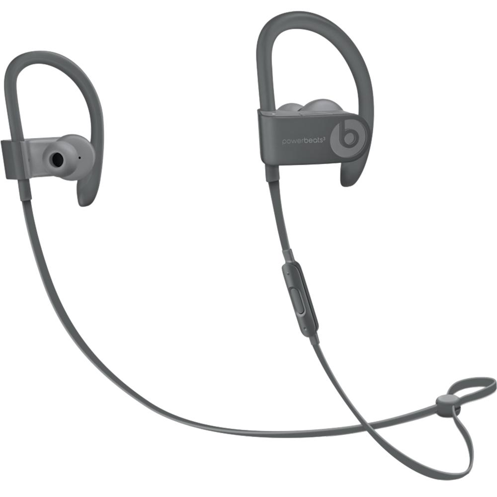 Powerbeats 3 Wireless Headphones Grey