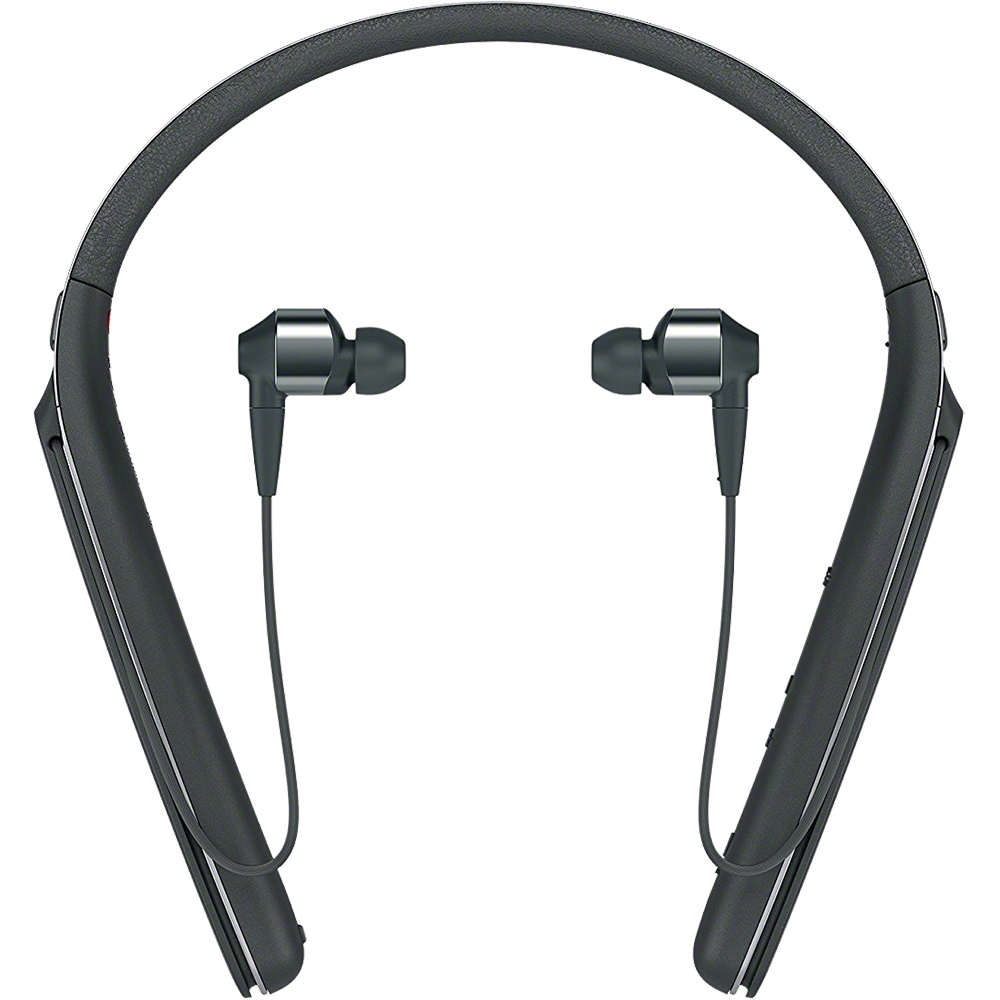 Premium Wireless Headphones Black