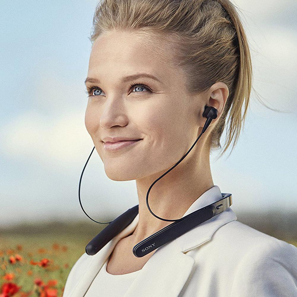 Premium Wireless Headphones Black