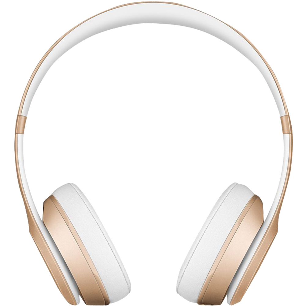 Solo 2 Wireless Headphones  Gold