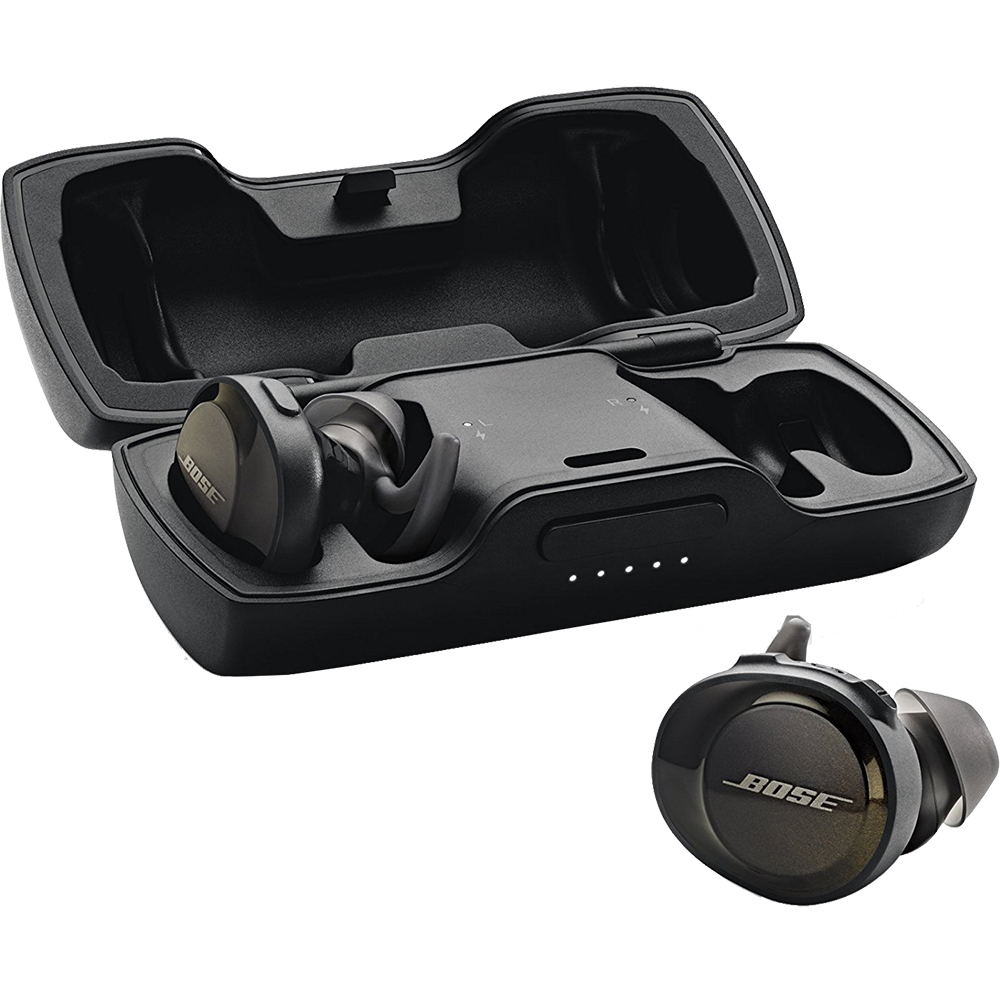 Soundsport Free Wireless Headphones Black