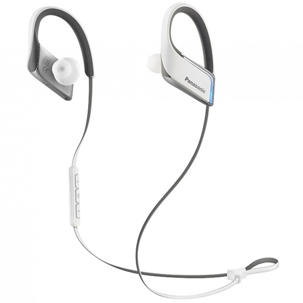 Stereo Sport Wireless Headphones White