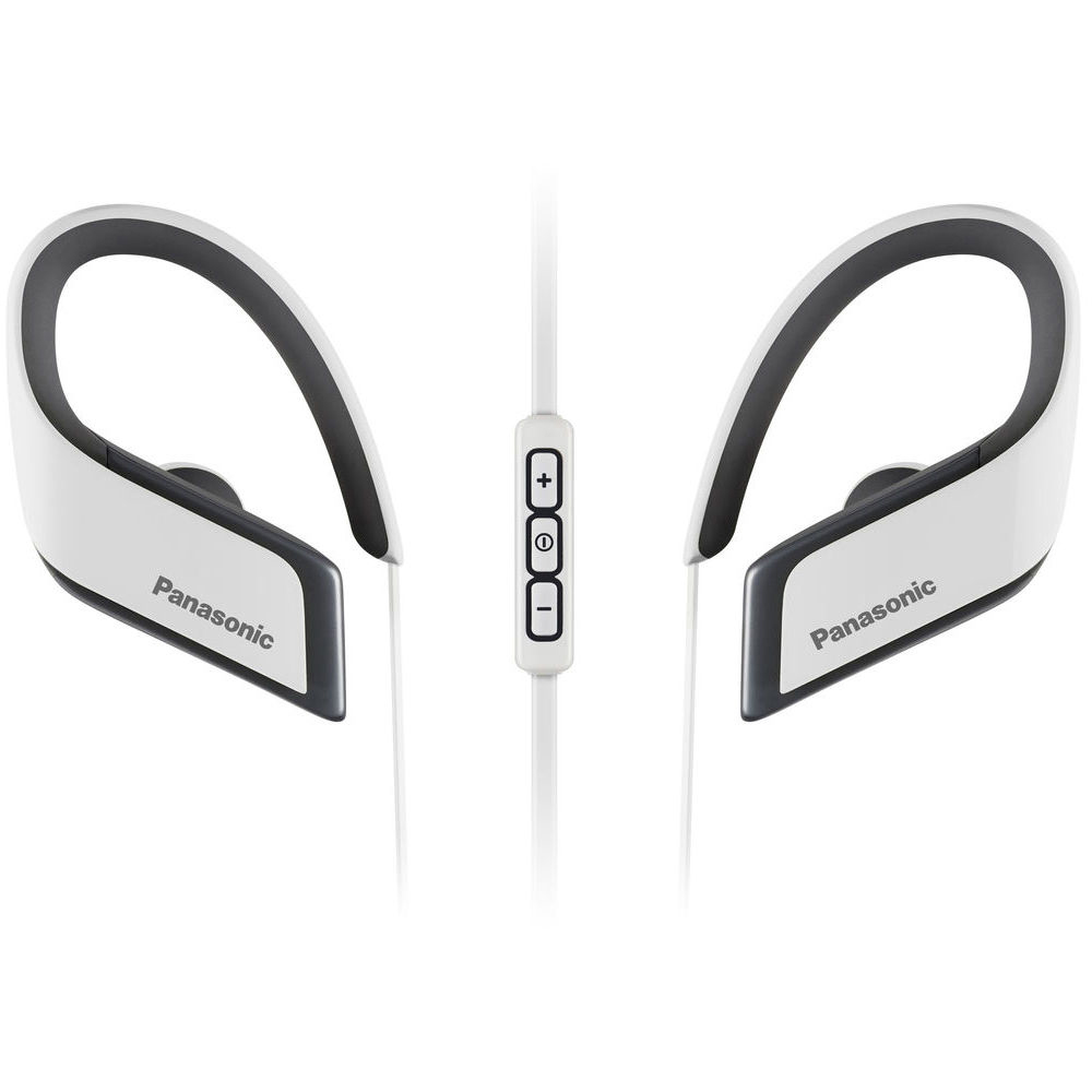 Stereo Sport Wireless Headphones White