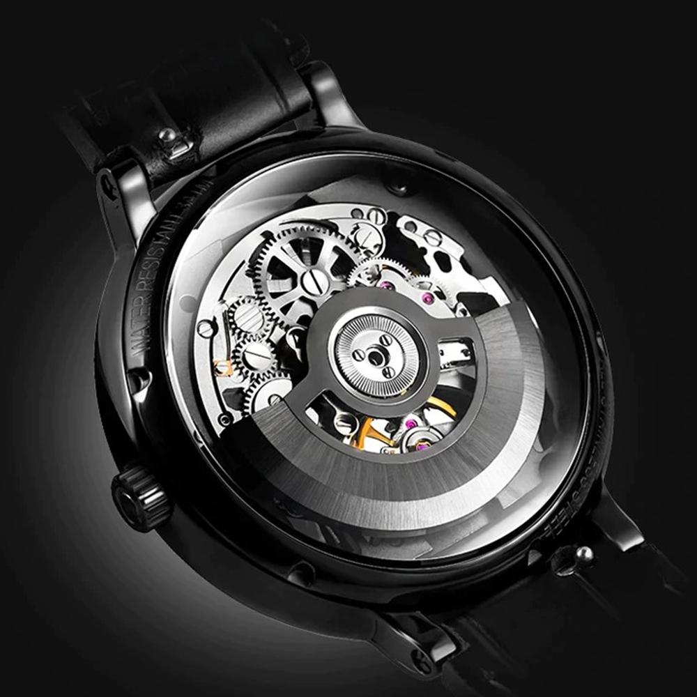 XIAOMI Ceas Mecanic Mi Ciga Design Argintiu