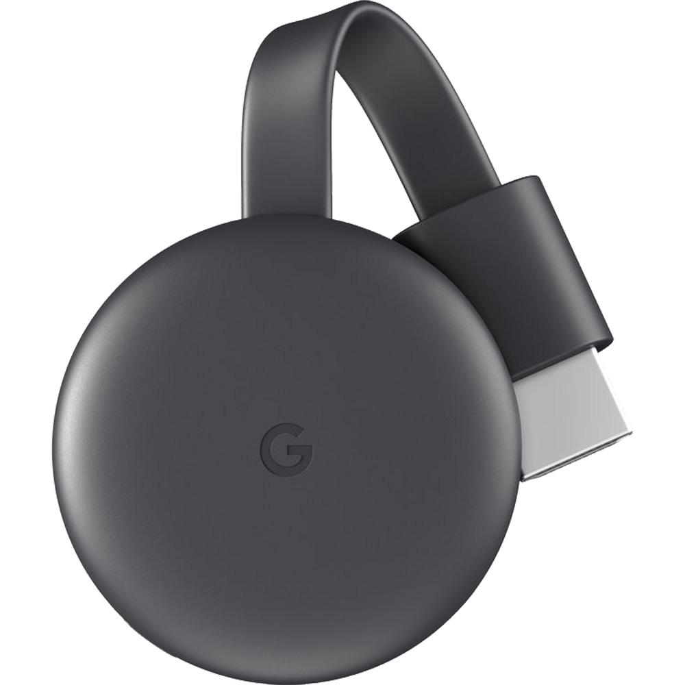 Chromecast 3 Video Black