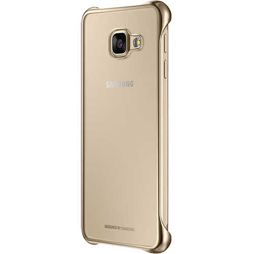 separation shoes b603a 3d47e Phone Cases Clear Back cover Gold Samsung Galaxy A3 2016 128999 ...