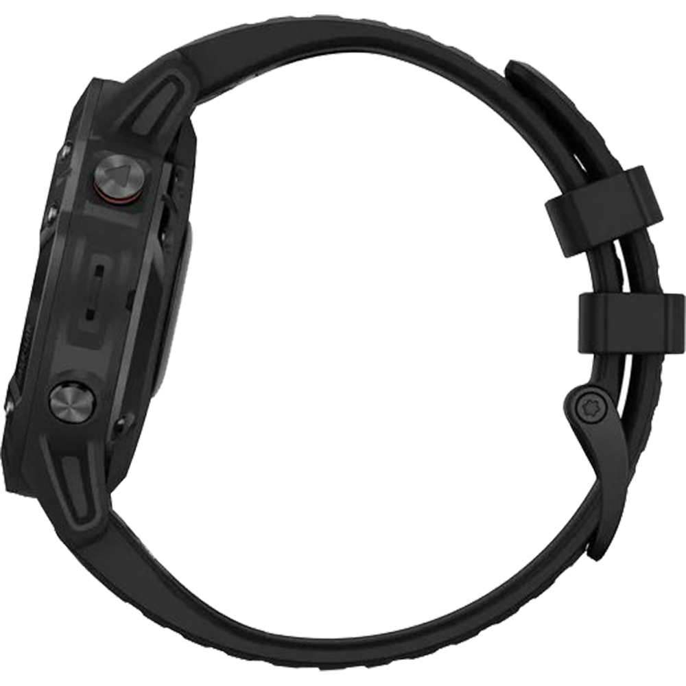 GARMIN Smartwatch Fenix 6 Pro Negru Si Curea Neagra 010-02158-02