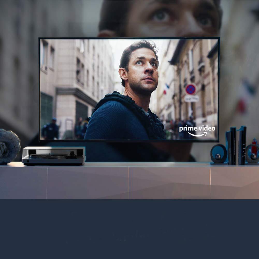 AMAZON Fire TV 4K Stick + Telecomanda Cu Control Voce Alexa