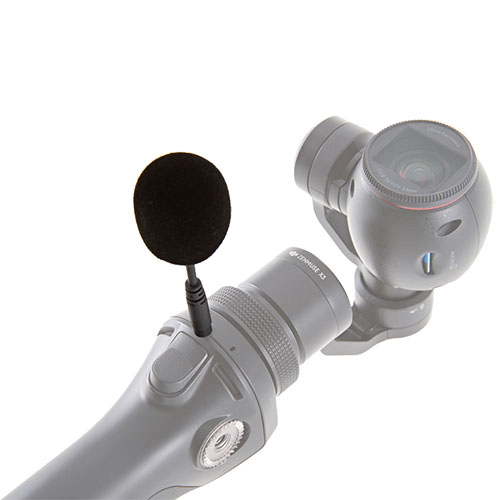 FlexiMic For Osmo Camera