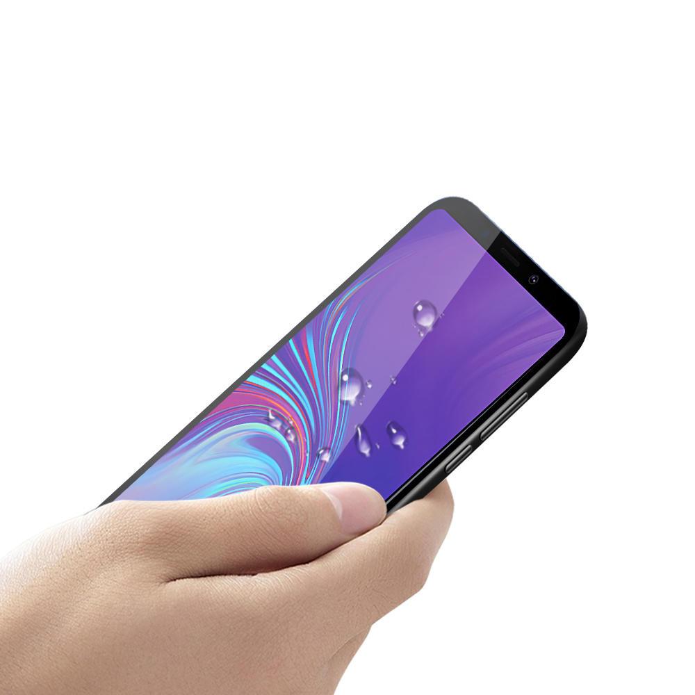 Sticla Securizata Full Body 2.5D ZMEURINO Negru TEMPVMAX_SGA92018BK SAMSUNG Galaxy A9 2018
