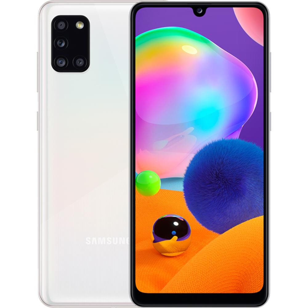 Galaxy A31 Physical Dual Sim 128GB LTE 4G White Prism Crush White 6GB RAM