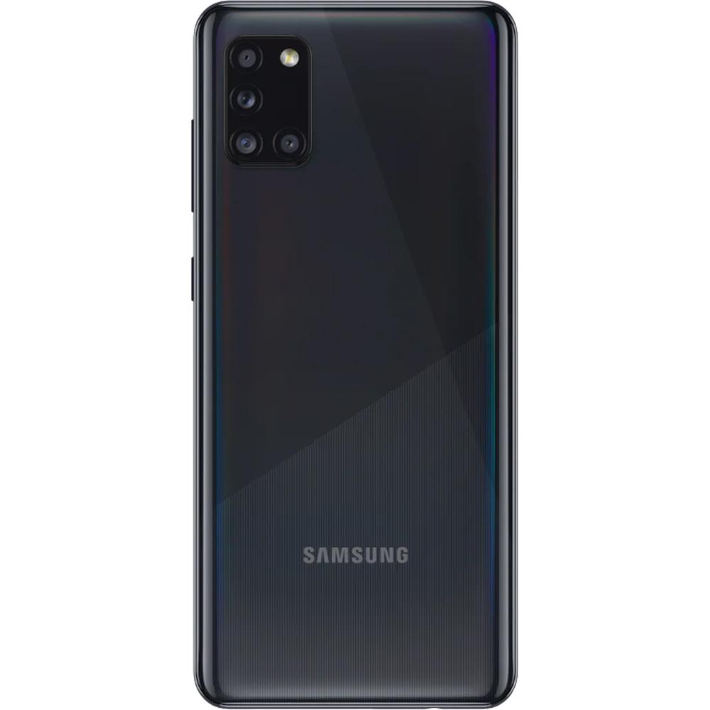 Galaxy A31 Physical Dual Sim 128GB LTE 4G Black Prism Crush Black 6GB RAM