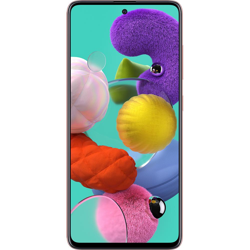 Galaxy A51 Physical Dual Sim 128GB LTE 4G Pink 6GB RAM