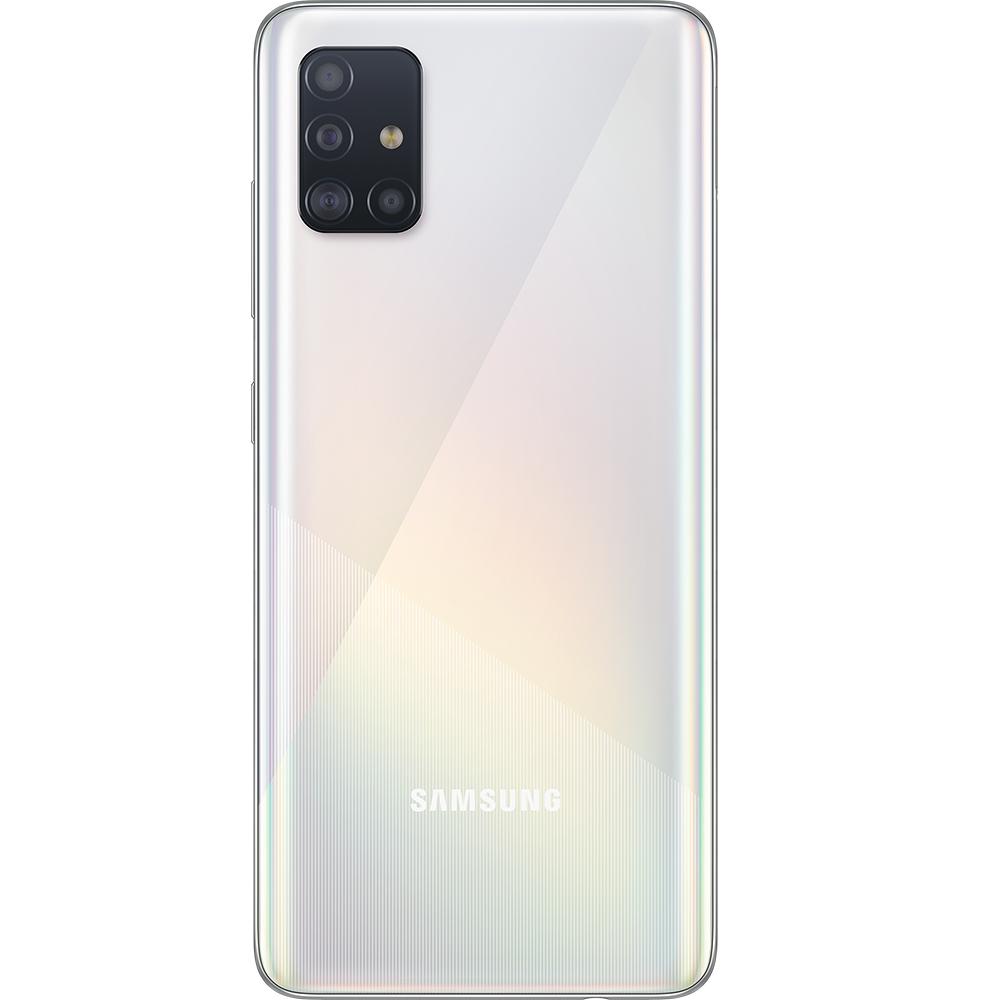 Galaxy A51  Dual Sim 128GB LTE 4G White  6GB RAM