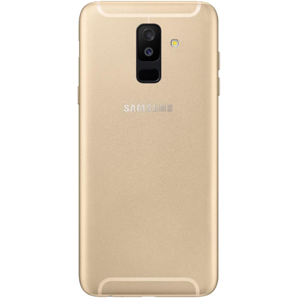 Galaxy A6 Plus 2018 Physical Dual Sim 32GB LTE 4G Gold 3GB RAM