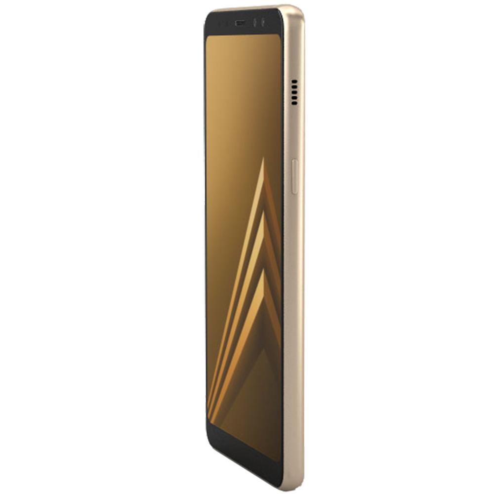 Mobile Phones Galaxy A8 2018 Dual Sim 64gb Lte 4g Gold 4gb Ram