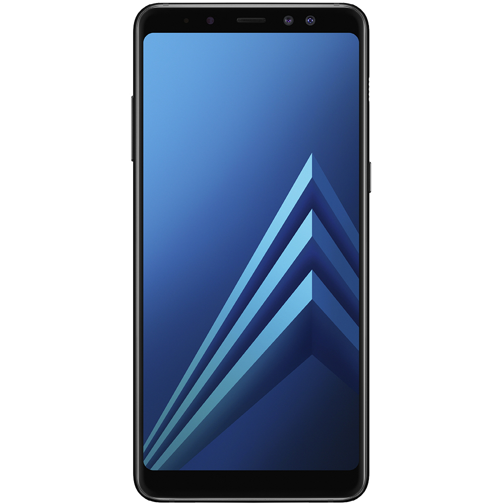Galaxy A8 2018 Dual Sim 64GB LTE 4G Black 4GB RAM