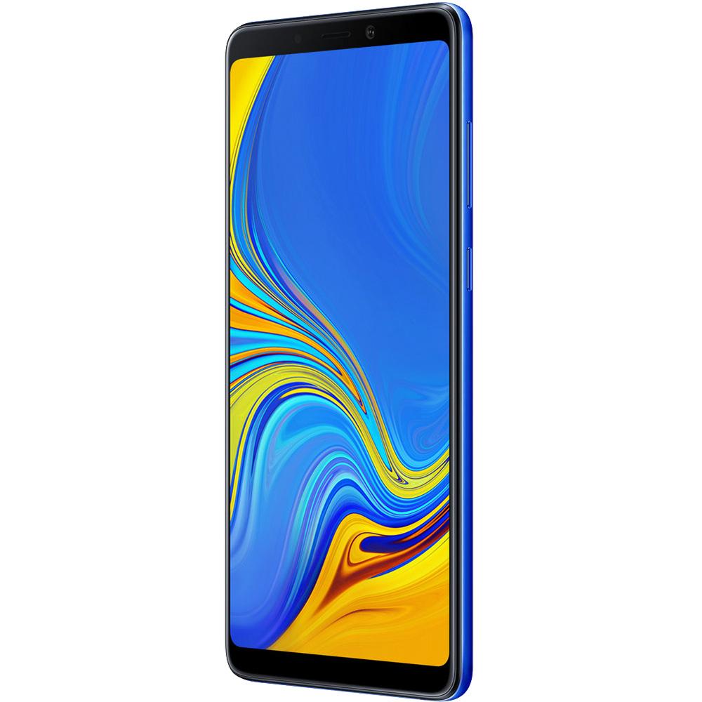 Galaxy A9 2018  Dual Sim 128GB LTE 4G Blue  8GB RAM