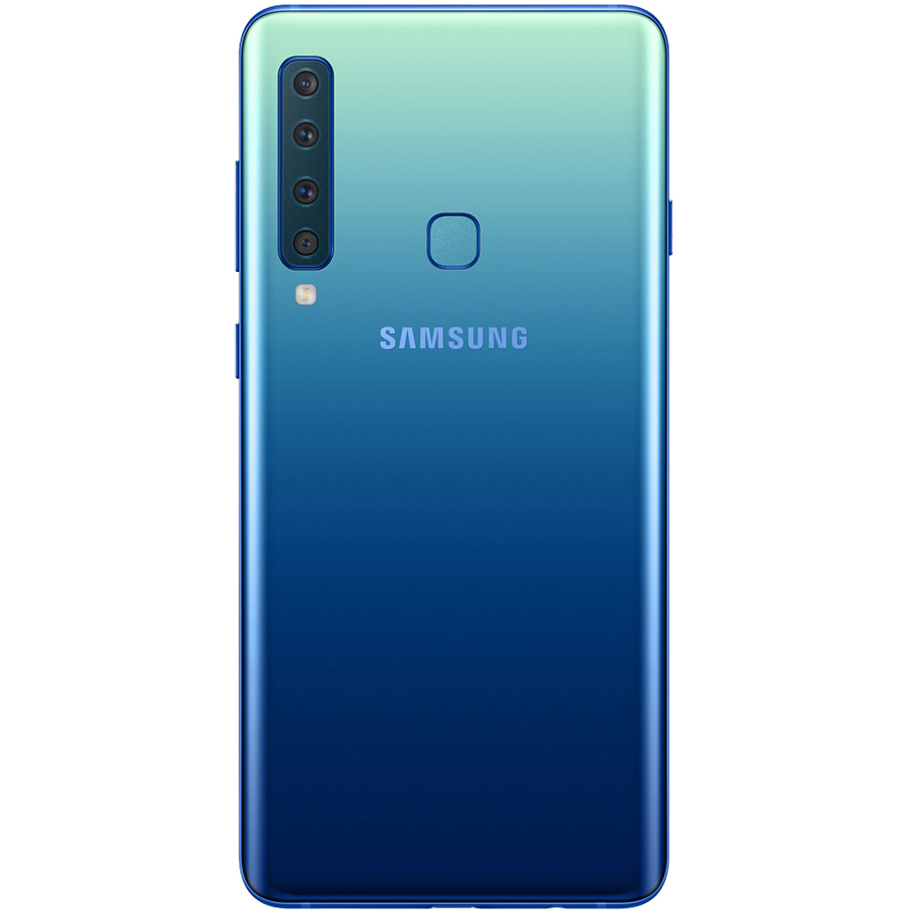 Galaxy A9 2018  Dual Sim 128GB LTE 4G Blue  6GB RAM