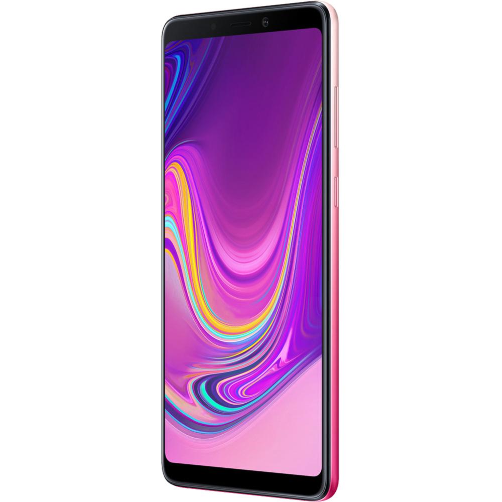 Galaxy A9 2018  Dual Sim 128GB LTE 4G Pink  6GB RAM