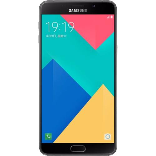 Mobile Phones Galaxy A9 Pro 2016 Dual Sim 32GB LTE 4G Black 4GB RAM