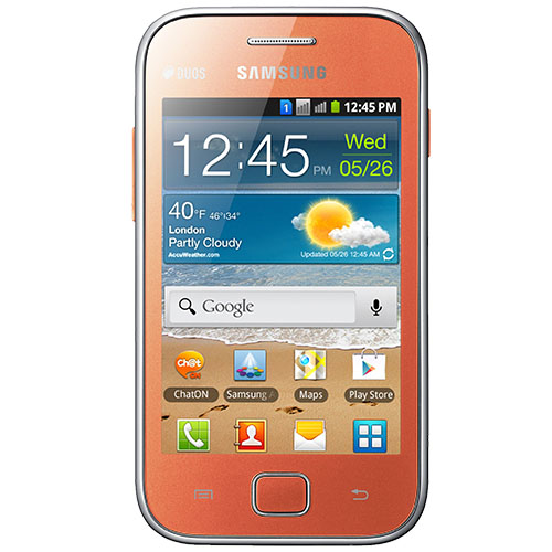 Headphones Galaxy ace duos galaxy ace duos s6802 portocaliu 59846
