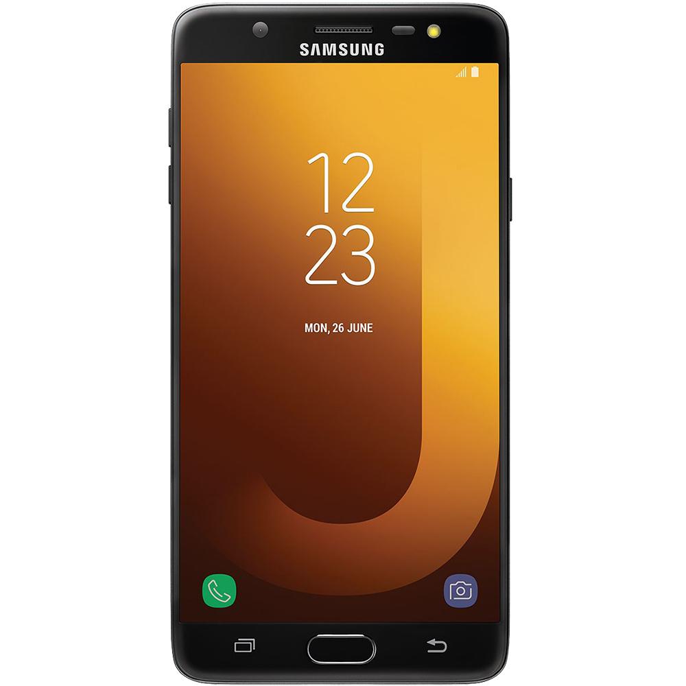 Mobile Phones Galaxy J7 Max Dual Sim 32GB LTE 4G Black 4GB RAM