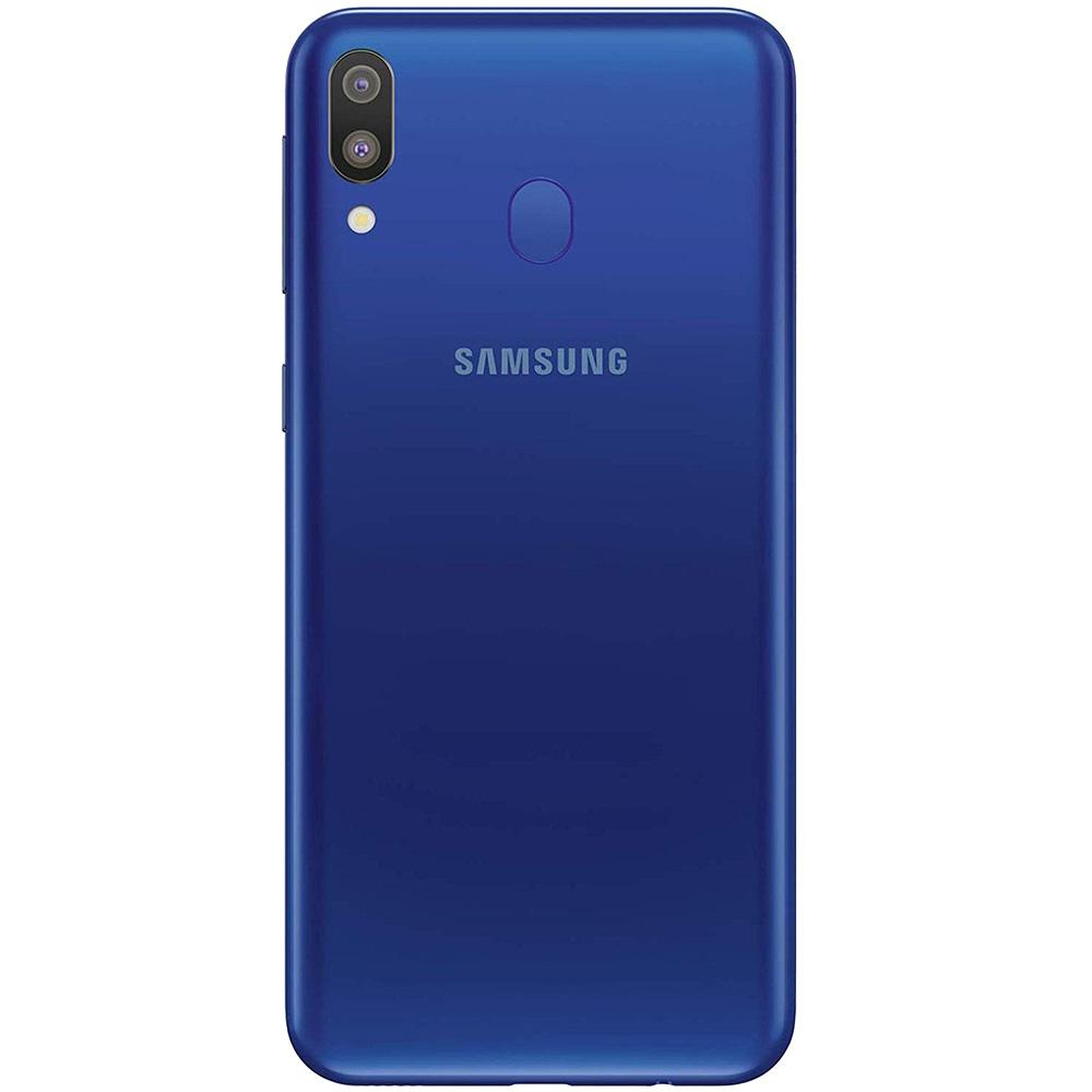 Galaxy M20 Dual Sim 64GB LTE 4G Blue 4GB RAM