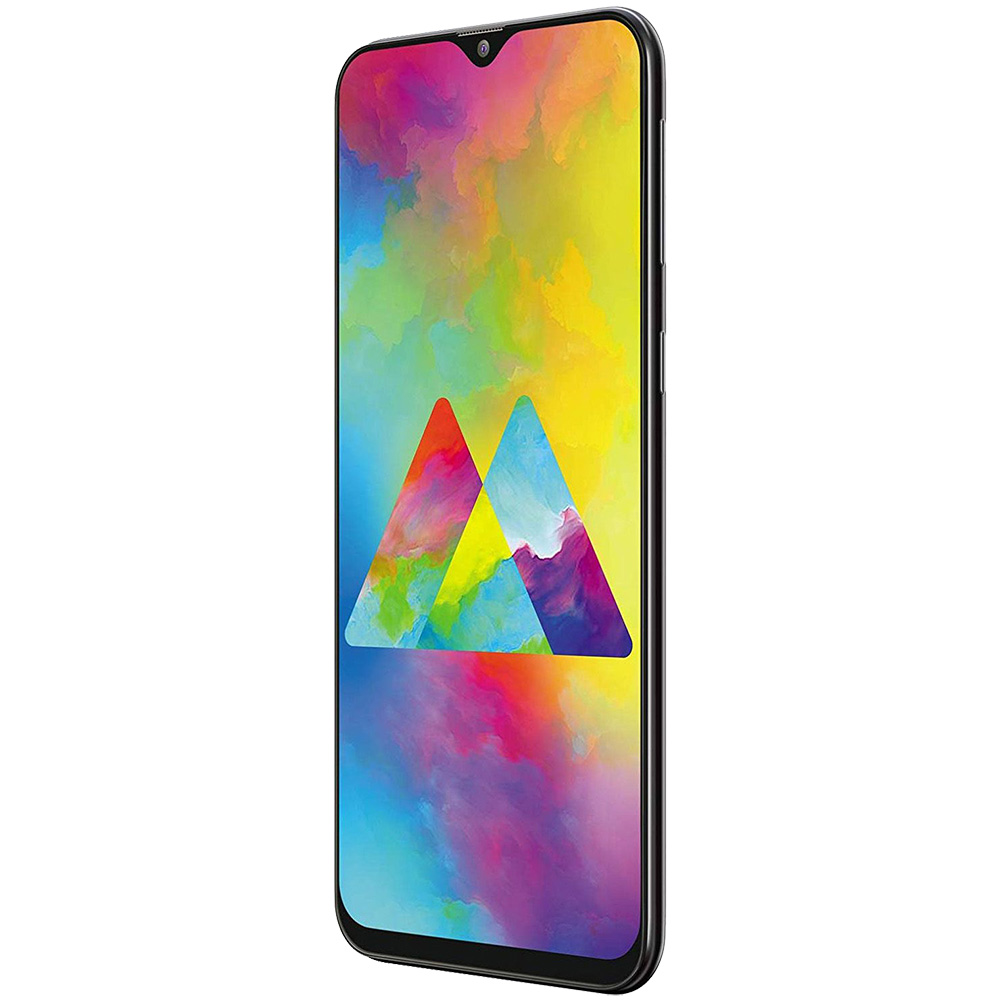 Galaxy M20 Dual Sim 64GB LTE 4G Black 4GB RAM