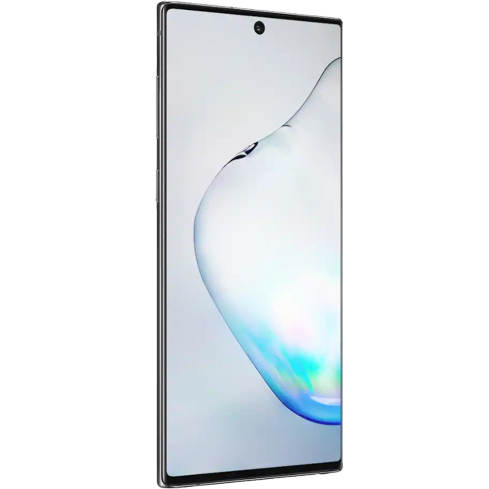 Galaxy Note 10  Dual Sim 256GB LTE 4G Black Aura Exynos 8GB RAM
