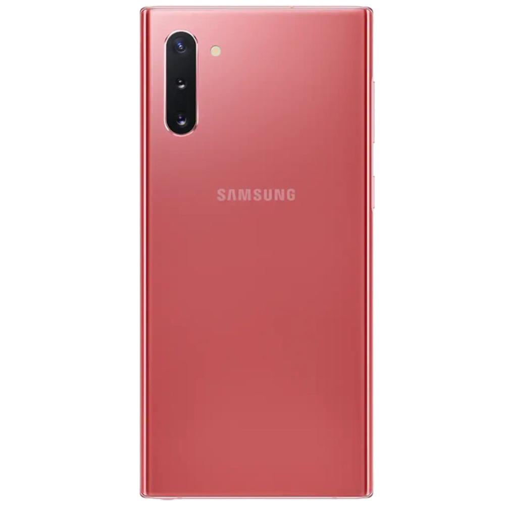 Galaxy Note 10  Dual Sim 256GB LTE 4G Pink Aura Exynos 8GB RAM