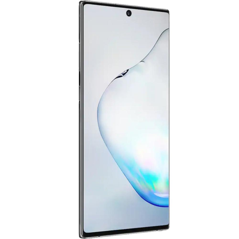 Galaxy Note 10 Plus  Dual Sim 256GB LTE 4G Black Aura Exynos 12GB RAM