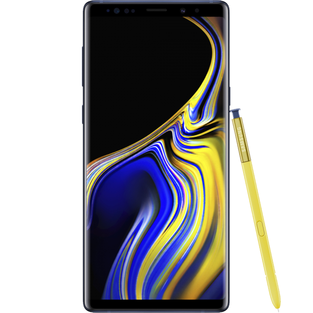 Galaxy Note 9 Dual Sim 128GB LTE 4G Blue Exynos 6GB RAM