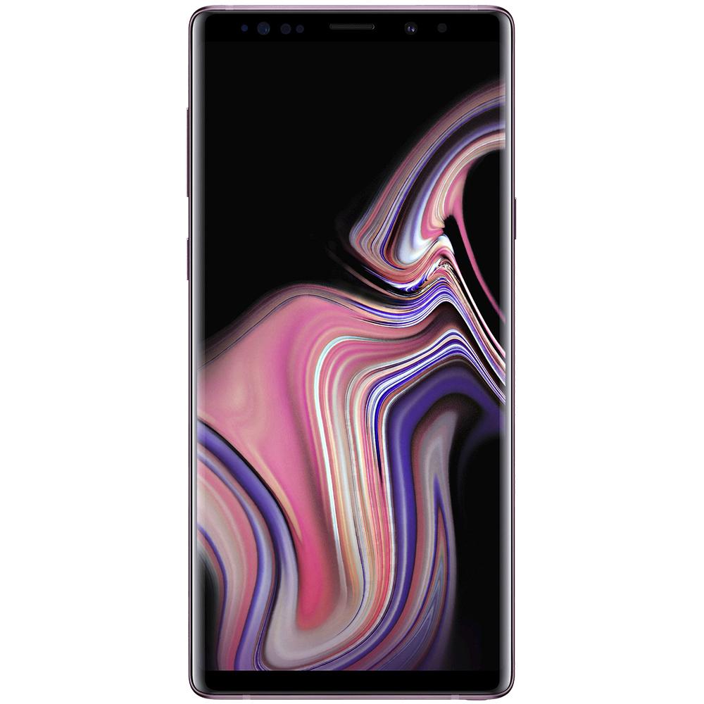 Galaxy Note 9 Dual Sim 128GB LTE 4G Purple Exynos 6GB RAM