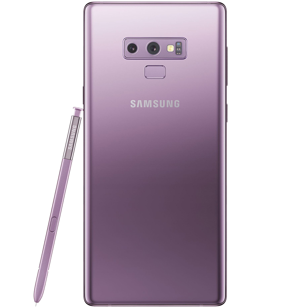 Galaxy Note 9  Dual Sim 512GB  Purple Exynos