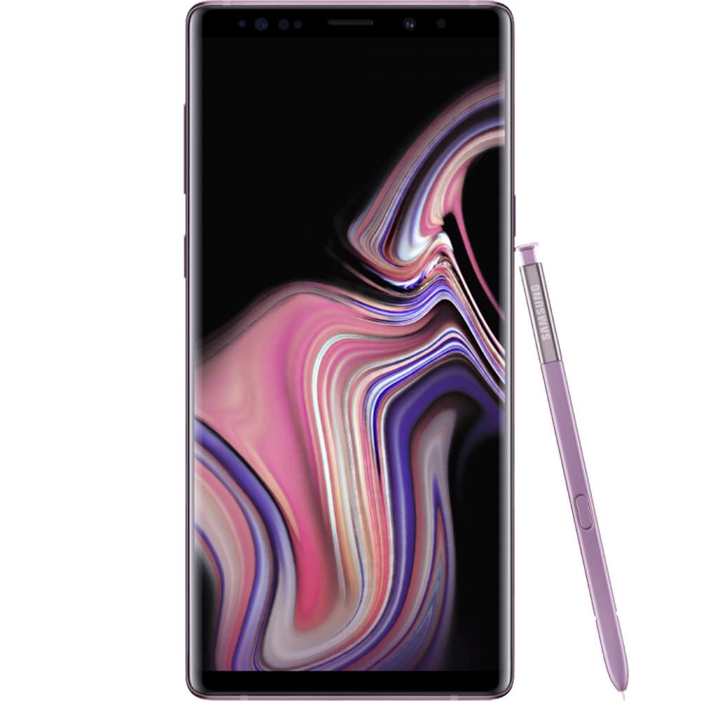 Galaxy Note 9  Dual Sim 512GB  Purple Snapdragon