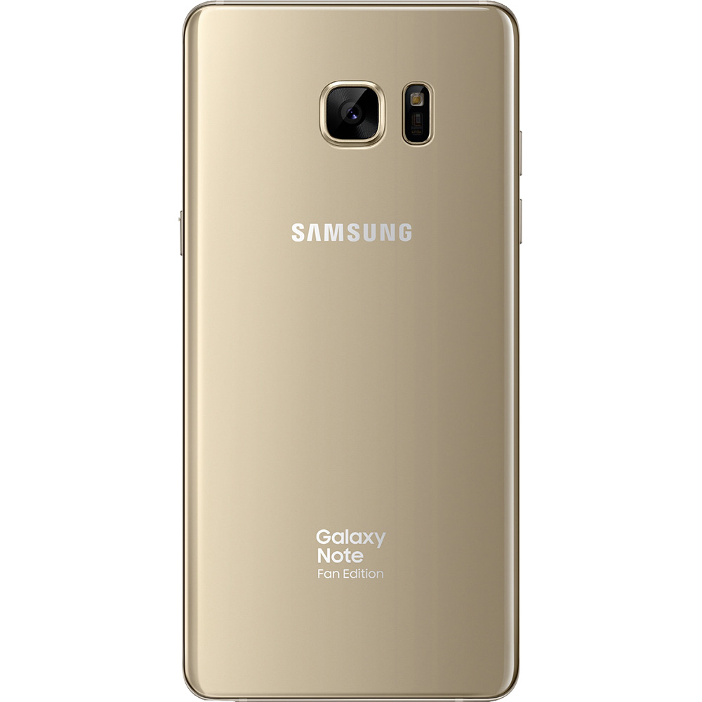 Mobile Phones Galaxy Note Fe Fan Edition 64gb Lte 4g Gold 4gb Ram