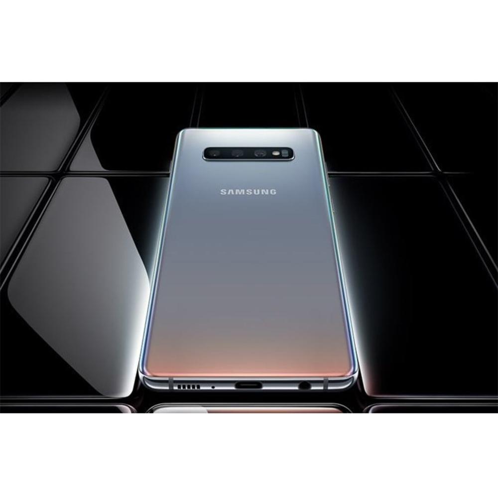 Galaxy S10 Plus Dual Sim 128GB LTE 4G Silver Snapdragon 8GB RAM