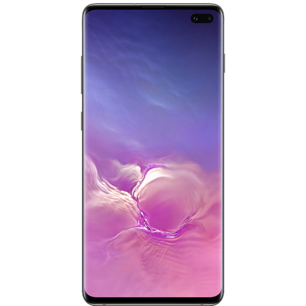 Galaxy S10 Plus  Dual Sim 1TB LTE 4G Black Ceramic 12GB RAM