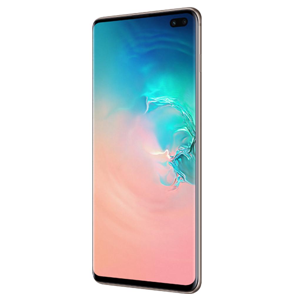 Galaxy S10 Plus Dual Sim 1TB LTE 4G White Ceramic 12GB RAM