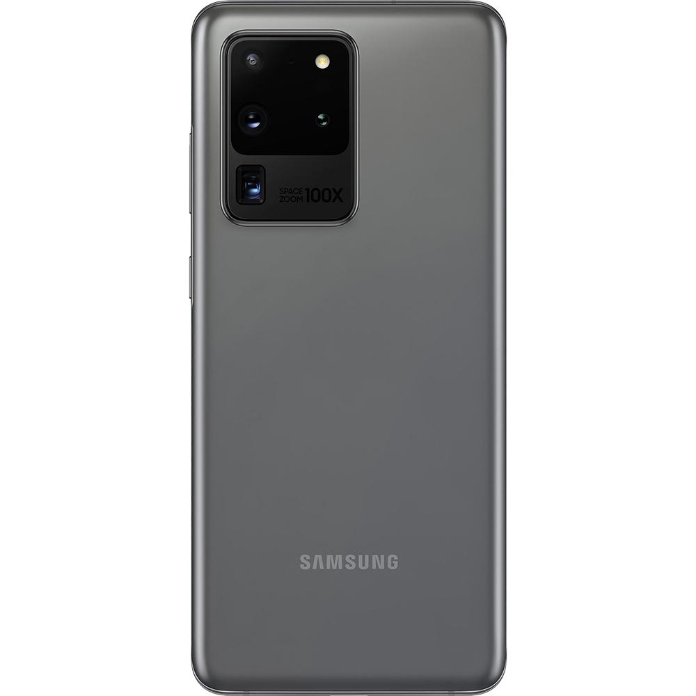 Galaxy S20 Ultra Dual Sim Hybrid 128GB 5G Grey Cosmic Gray Snapdragon 12GB RAM