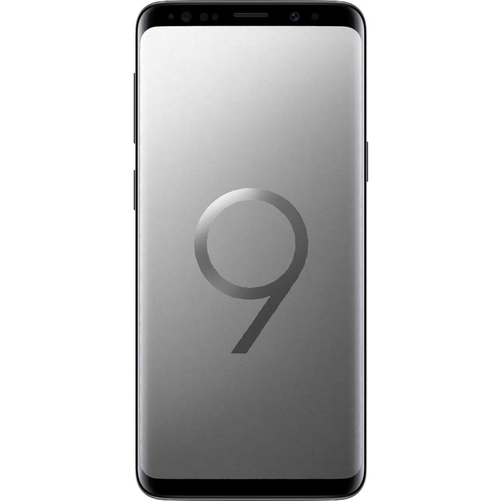 Galaxy S9  Dual Sim 256GB LTE 4G Grey  4GB RAM