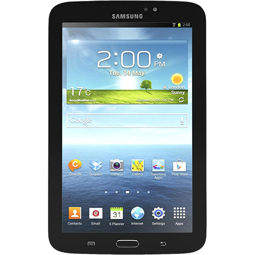 Tablet PC Galaxy Tab 3 Lite 7 0 8GB Black 91751 SAMSUNG