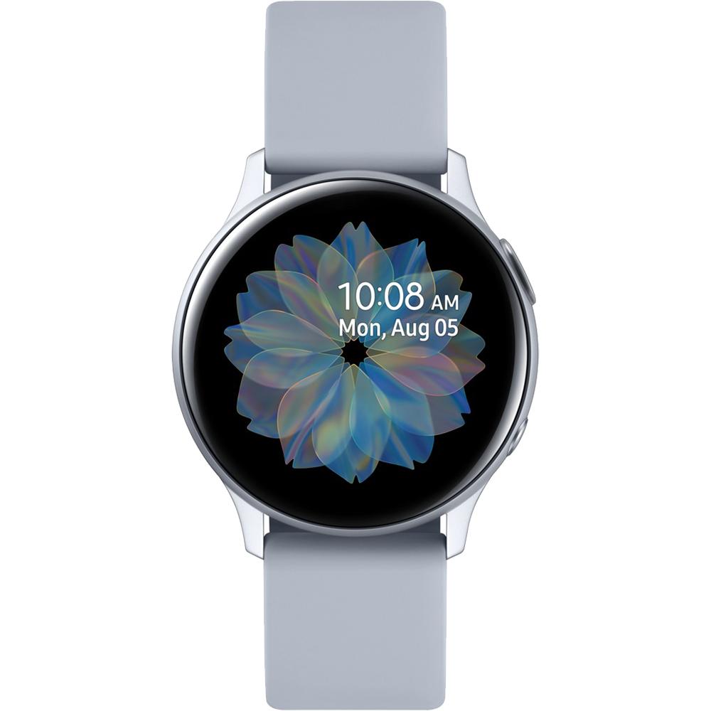 SAMSUNG Smartwatch Galaxy Watch Active 2 Aluminium Cloud 40mm Argintiu R830