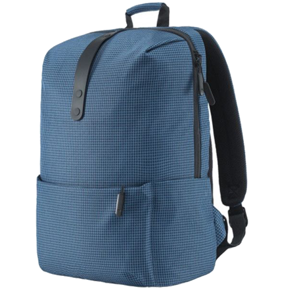 Mi Casual College Backpack Blue
