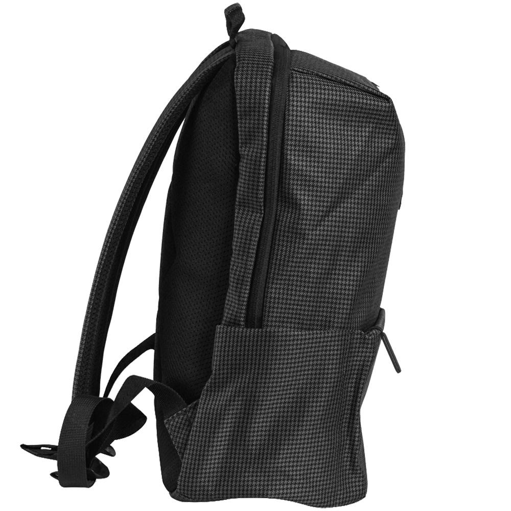 Mi Casual College Backpack Black