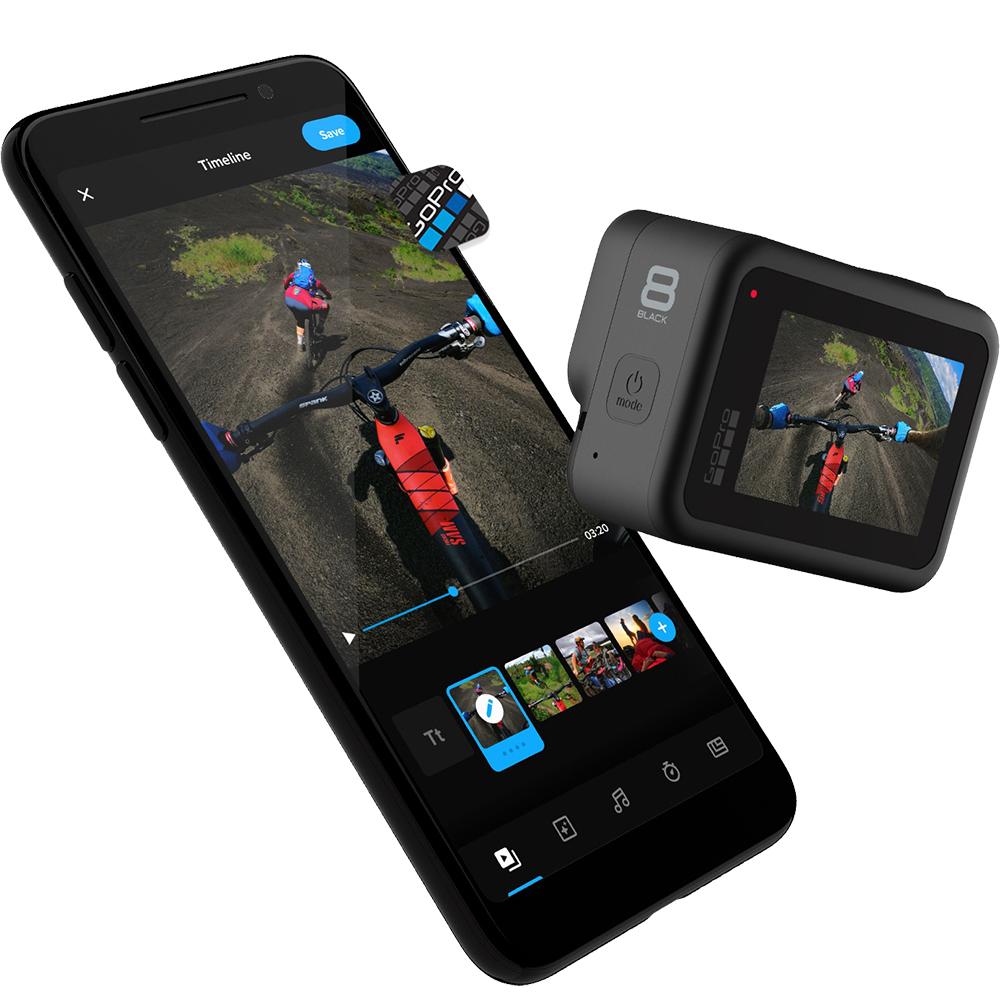 GOPRO Camera Sport & Outdoor Hero 8 Negru