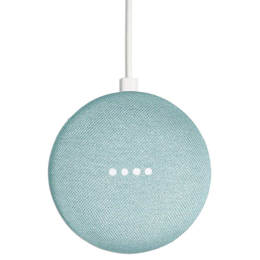 GOOGLE Home Mini Asistent Personal Cu Control Voce Albastru