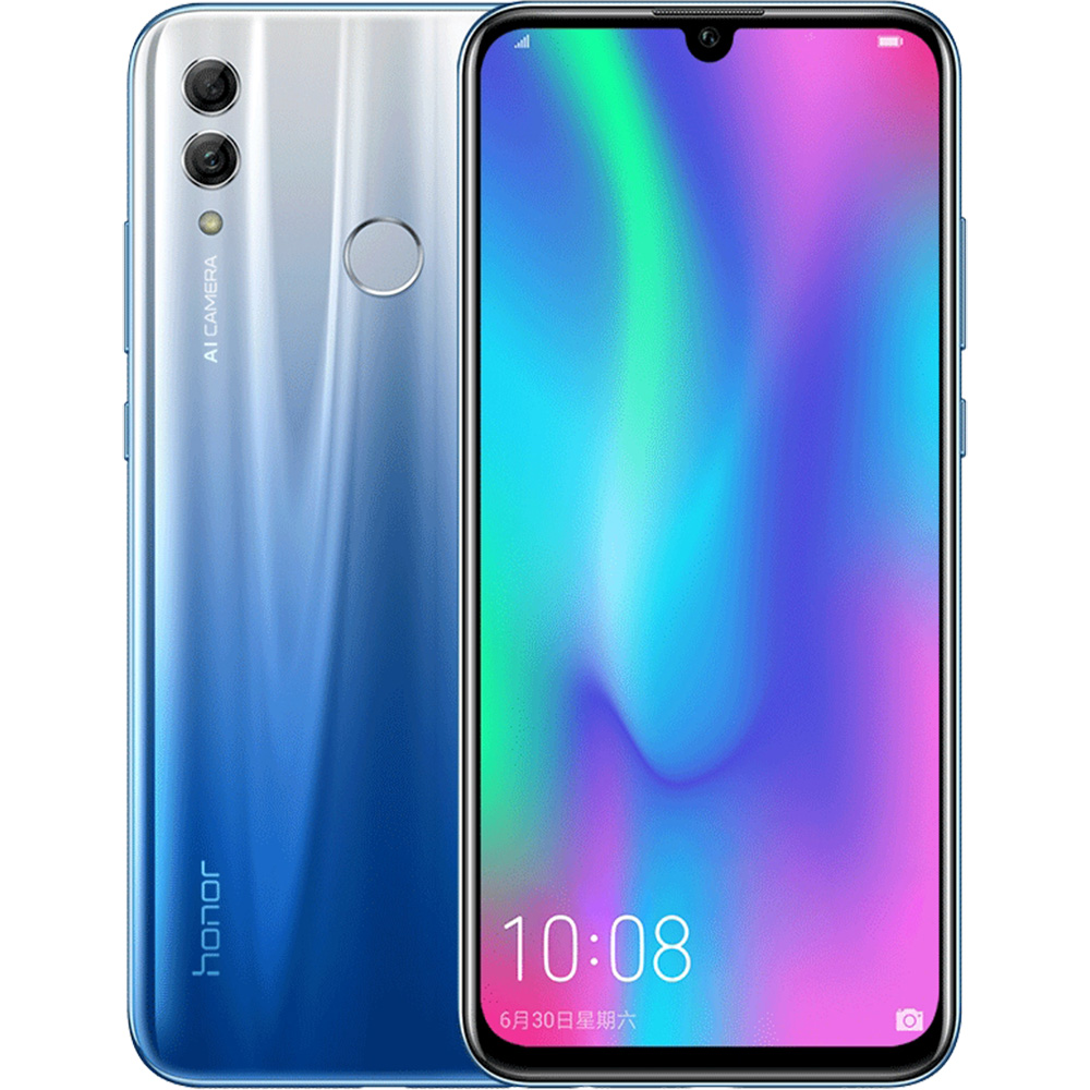 Honor 10 Lite  Dual Sim 64GB LTE 4G Blue Sky 3GB RAM